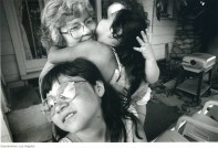 eugene_richards_127 grandmother los angeles