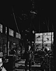 Gordon Parks. Retrato de Alexander Calder