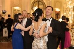 GB. England. London. The Savoy. Dinner Dance. 2016.