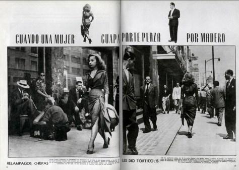 Nacho López, Cuando una mujer guapa parte plaza por Madero, 1953
