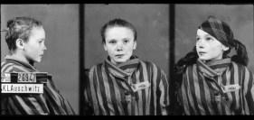 Czeslawa Kwoka de 14 años. Solamente en el campo de concentración de Auschwitz murieron 1,5 millones de judíos.