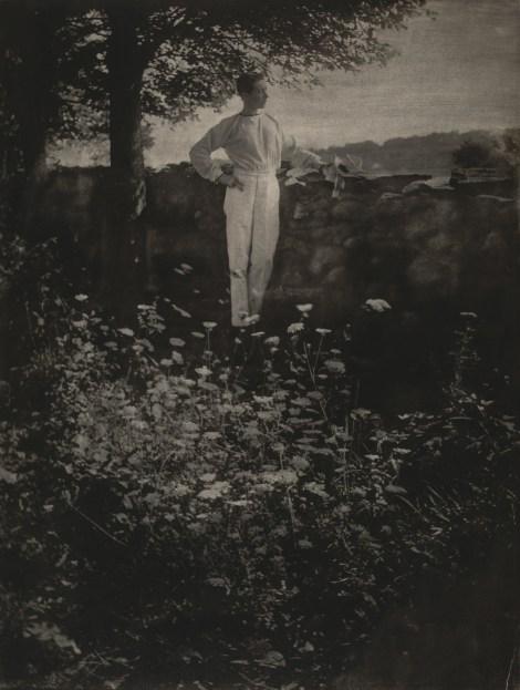 Gertrude Käsebier. Baron de Meyer