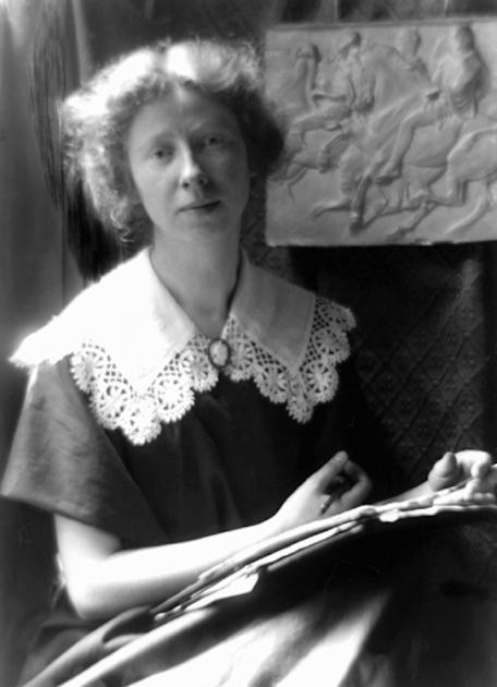 IMOGEN_CUNNINGHAM_autorretrato_1910