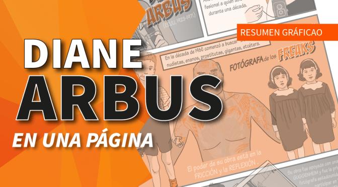 Diane Arbus en una página