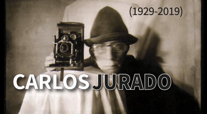 Falleció el maestro Carlos Jurado