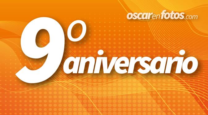 9º Aniversario de OscarEnFotos