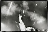 Richard Avedon Brandenburg Gate 08 Berlin Germany New Years Eve 1989