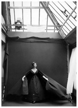 richard avedon suzy parker evening dress by dior paris august 1956