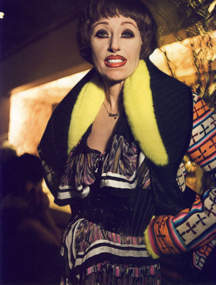 Fashion. Cindy Sherman