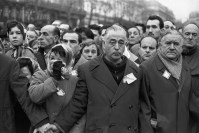 Funeral de las víctimas de Charonne, Paris, 1962 Henri Cartier-Bresson
