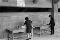 Gifu, Japón 1965 Henri Cartier-Bresson