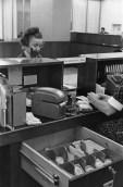 1960 Bankers Trust, New York Henri Cartier-Bresson
