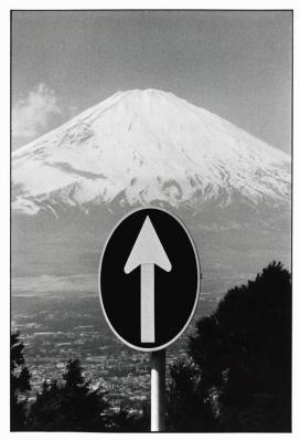JAPAN. Mount Fuji. 1977.Elliott Erwitt