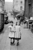 PLACE MAUBERT, PARIS, 1954 / PLACE MAUBERT, PARIS, 1954