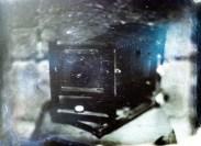 Daguerrotipo con el método Becquerel. Óscar Colorado (8-JUN-2013)