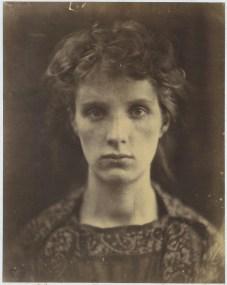 "Julia Margaret Cameron. ""Cassiopea"" (1866)"