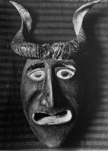 Tina Modotti. Máscara índigena (ca. 1926)