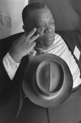 Jimmy Rushing, 1958
