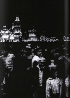 Héctor García. Zócalo (Ciudad de México, 15 de septiembre de 1960)