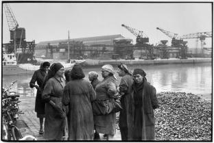 Haute-Normandie. Seine-Maritime. Rouen. 1956.