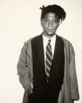 Andy Warhol. Jean-Michel Basquiat
