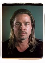"Brad Pitt (Polaroid 20x24"")"