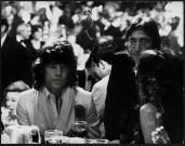 Mick Jagger y John Lennon