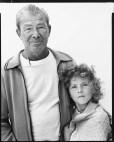 Max and Shannon Bennett, Fort Bridger, Wyoming, 1983