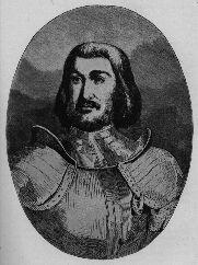 Retrato que representa a Gilles de Rais