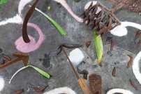Der Garten der Lüste. Installation. Bochum 2012 Bianca Wikinghoff und Oscar Ledesma http://clownsundpferde.de/