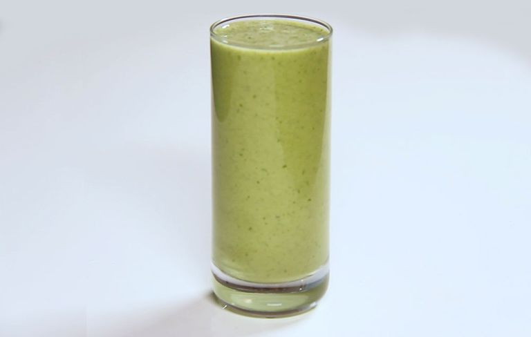 vegan diet smoothie