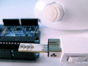 Wii Nunchuck Arduino Tutorial  Oscar Liang