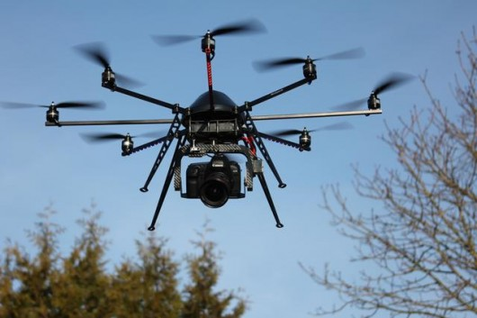 Quadcopter VS Helicopter - Why not Scale Up, Full Size Drone ...