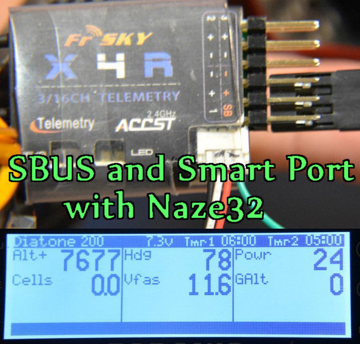 sbus smart port telemetry naze32?resize=350%2C200&ssl=1 new naze32 rev6 upgrade of rev5 oscar liang Naze32 Rev6 Wiring PWM at bayanpartner.co