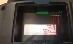 Flash Frsky Receiver Firmware: R9 Mini, RXSR, XSR, X4R