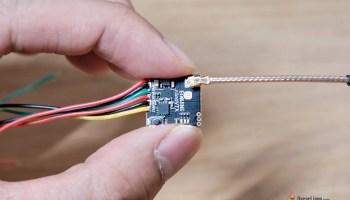 Fix Overheat Issue on Video Transmitter - TS5828 - Oscar Liang