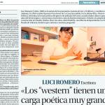 Entrevista con Luci Romero
