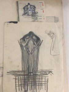 Memorial sketch