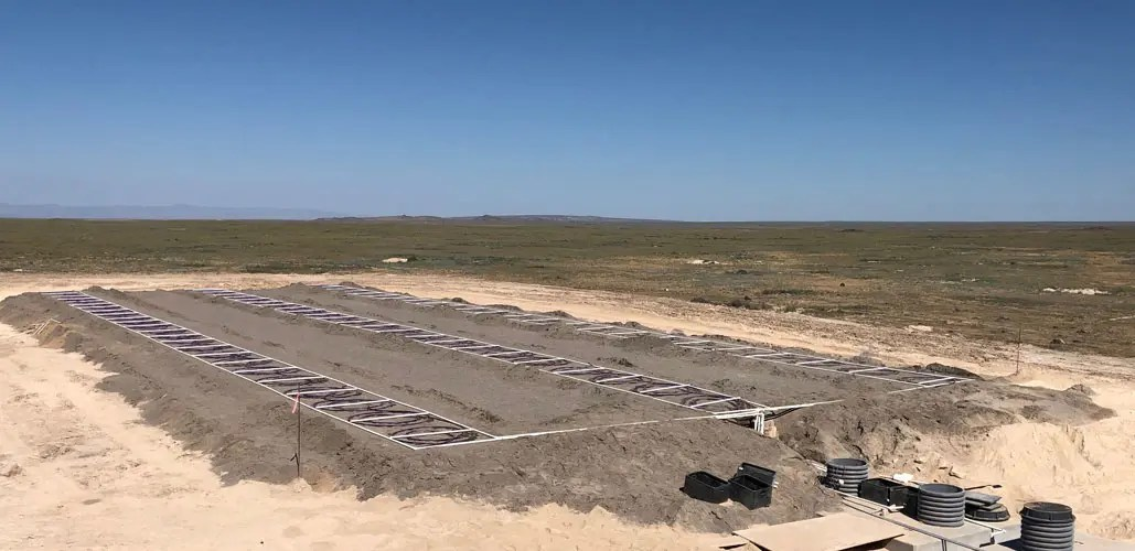Our Wastewater Treatment and Dispersal Products in Idaho