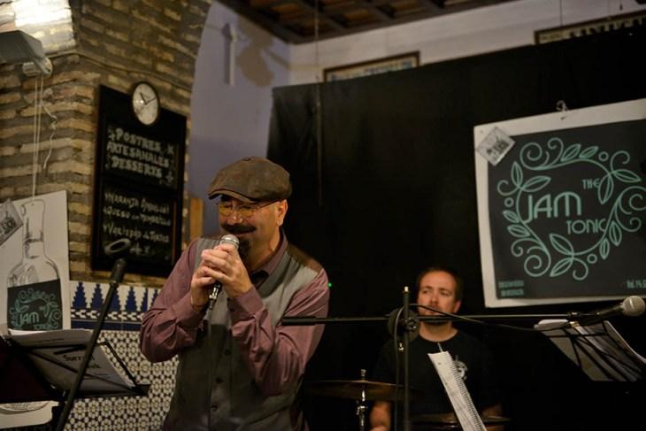 con The Jam Tonic en Sevilla