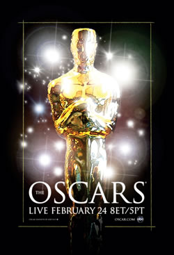 80th Annual Academy Awards official poster