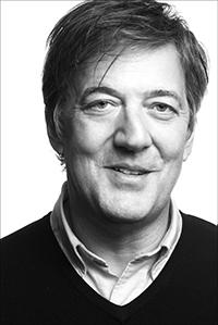 Stephen Fry - Honorary Patron
