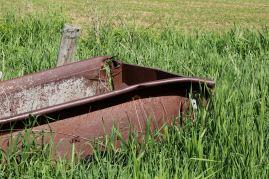 2N0A8371-Old Farm Wagon By Teryl Sewell