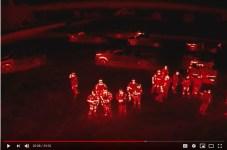 FLIR® camera on emergency management drone