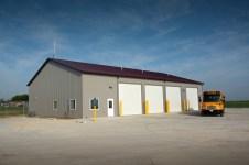 clarke schools bus barn