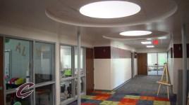 remodeling at clarke schools