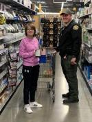 shop with a cop osceola