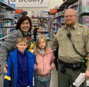 shop with a cop christmas
