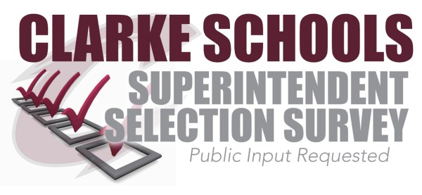clarke community schools superintendent survey