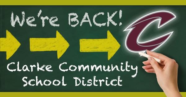 clarke community schools osceola iowa